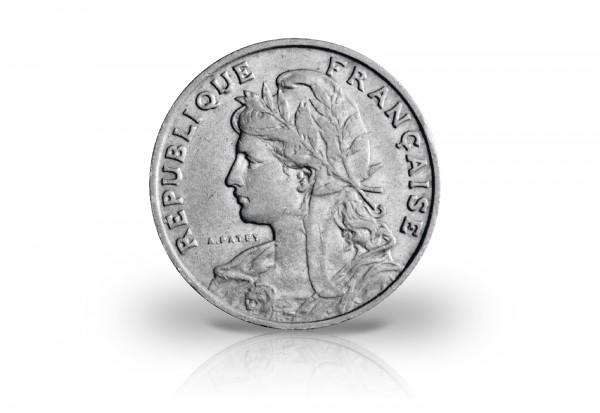 Frankreich 25 Centimes 1903 Kopf der Marianne