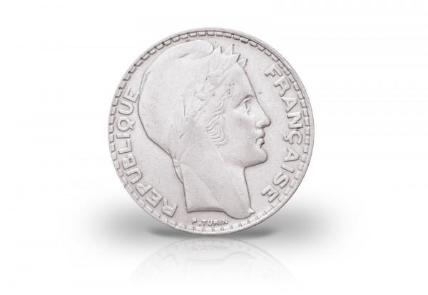 Frankreich III. Republik 10 Francs 1929-1939 Marianne