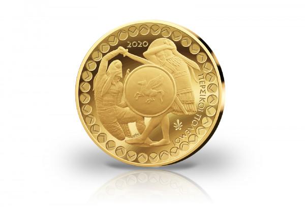 200 Euro Goldmünze 2020 Griechenland Persische Kriege PP im Etui