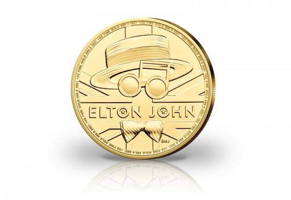 Elton John 1 oz Gold 2021 Großbritannien