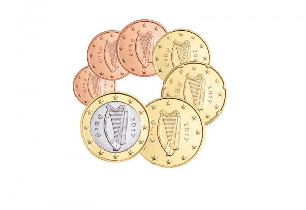 Eurosatz 2017 Irland Kurzsatz