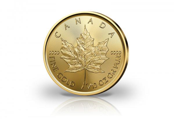 Maple Leaf 1/10 oz Gold 2020 Kanada