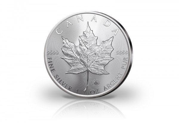 Maple Leaf 1 oz Silber 2020 Kanada