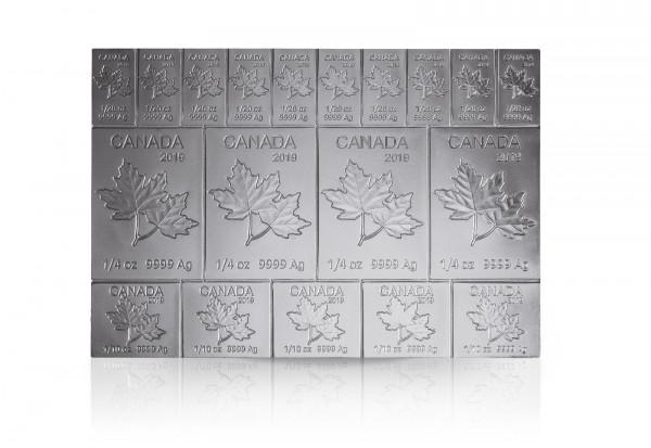 Mapleflex 2 oz Silber 2019 Kanada