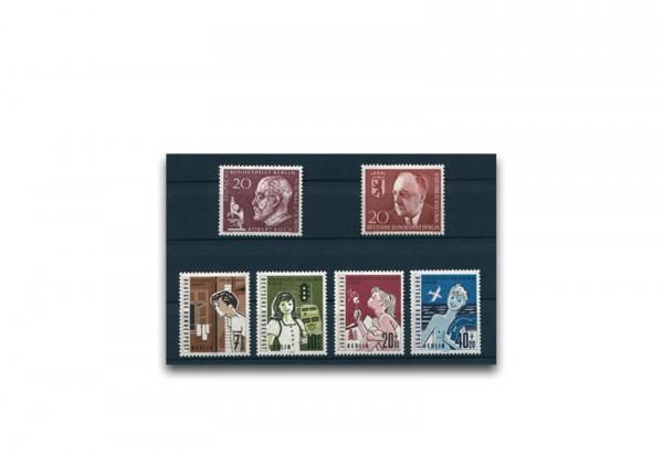Berlin Jahrgang 1960 Mi.Nr. 191-195 postfrisch