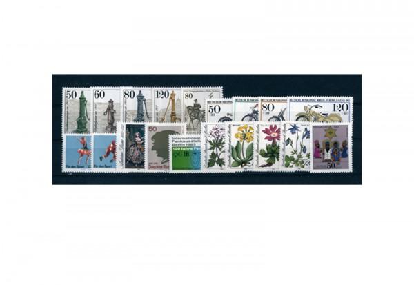 Briefmarken Berlin Jahrgang 1983 Michel-Nr. 689-707 postfrisch