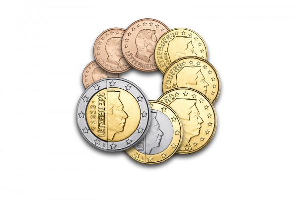 Eurosatz 2020 Luxemburg