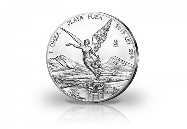 Libertad 1 oz Silber 2019 Mexiko
