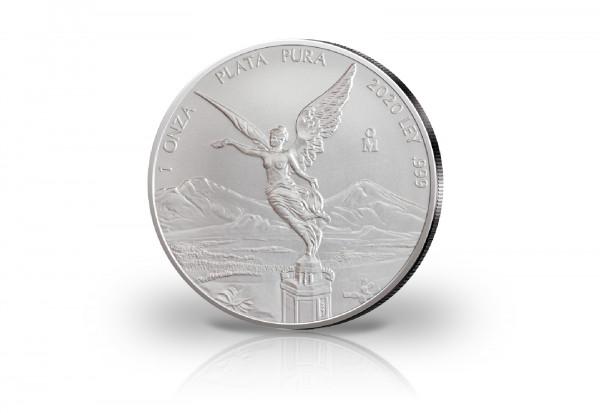 Libertad 1 oz Silber 2020 Mexiko