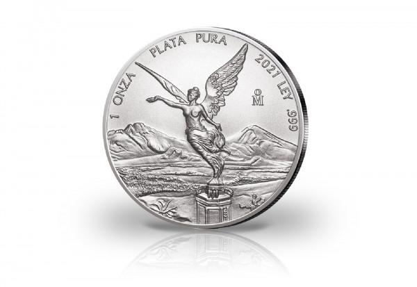 Libertad 1 oz Silber 2021 Mexiko
