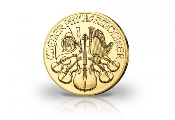Wiener Philharmoniker 1 oz Gold 2020 Österreich