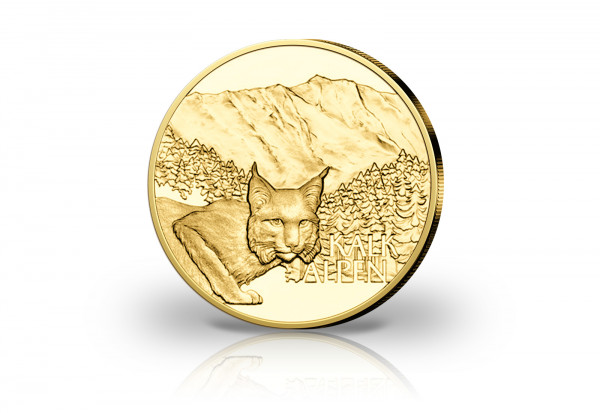 50 Euro 2021 Österreich Im tiefsten Wald Naturschatz Alpen PP