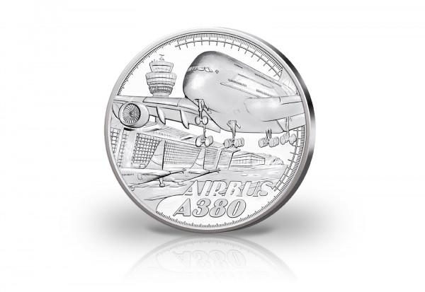 20 Euro Silbermünze 2020 Österreich Reise über den Wolken PP im Etui