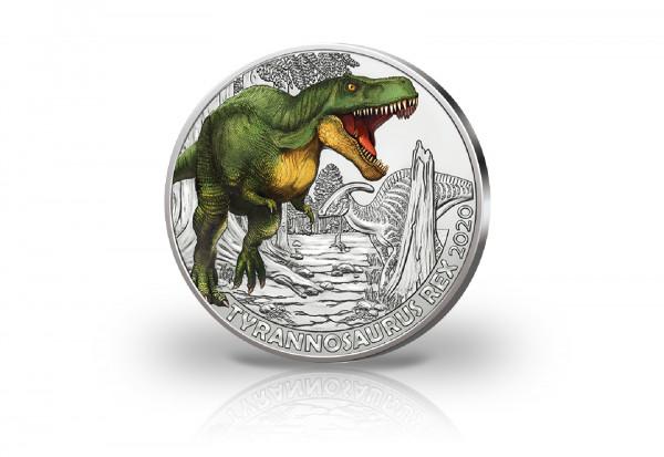 3 Euro 2020 Österreich Tyrannosaurus Rex Super Saurier hgh