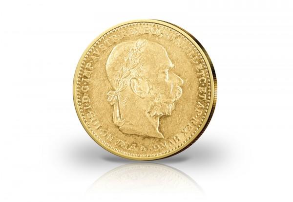 Goldmünze Österreich-Ungarn 20 Kronen Gold 1892 - 1905