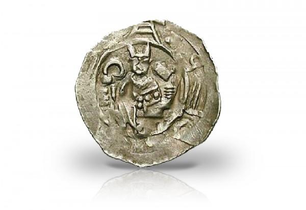 Friesacher Pfennig 1170-1200 Österreich Salzburg ss