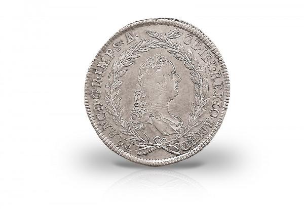 Österreich 20 Kreuzer Silber Franz I Stephan 1745-65 ss-vz