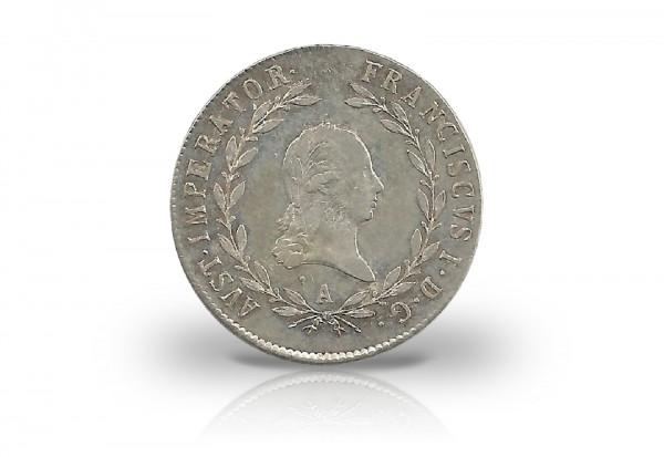 20 Kreuzer 1806-1821 Österreich Franz II.