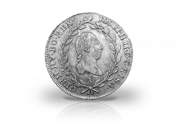 20 Kreuzer 1780-90 Österreich Joseph II.