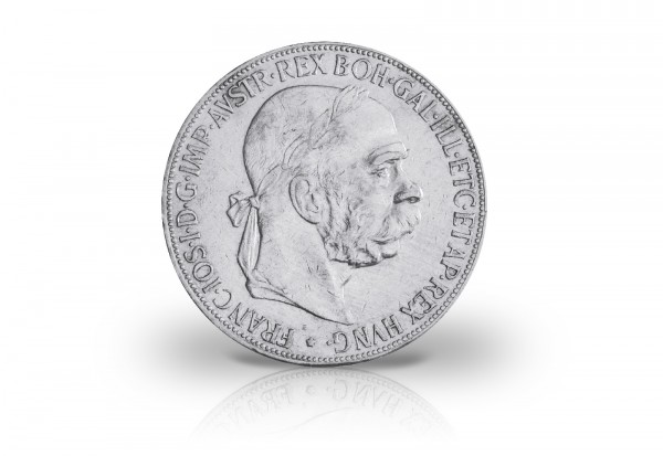 5 Kreuzer 1900-1907 Österreich Franz Joseph I. Lorbeerkranz