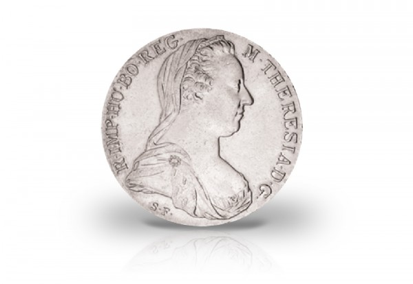 Taler 1780 Österreich Maria Theresia ss