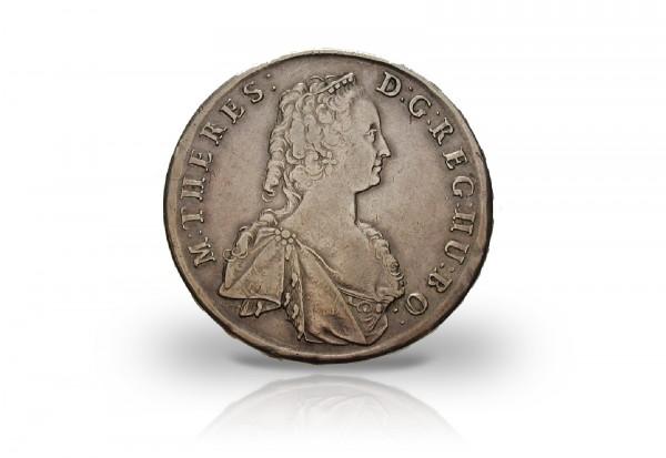 Madonnentaler 1741-1765 Römisches Deutsches Reich Maria Theresia