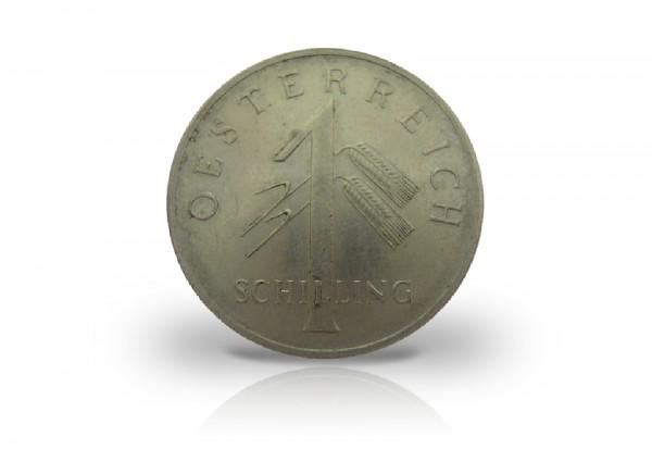 Österreich 1 Schilling 1934/35 ss/vz