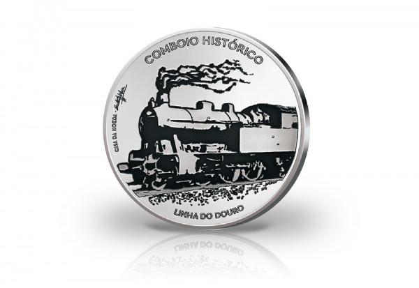 7,5 Euro 2020 Portugal Historische Züge