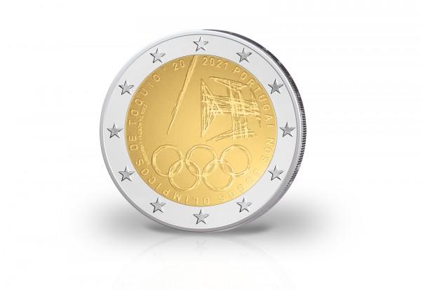 2 Euro 2021 Portugal Olympische Spiele in Tokio