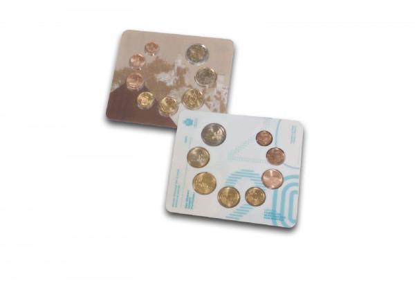 Kursmünzensatz 2020 San Marino st im Blister