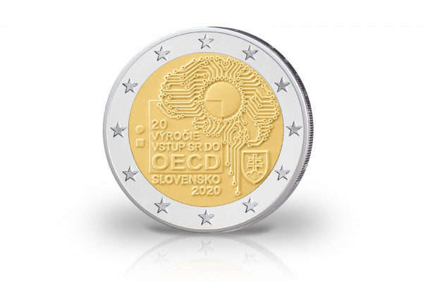 2 Euro 2020 Slowakei 20 Jahre Beitritt zur OECD