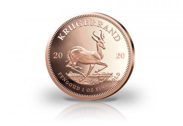 Krügerrand 1 oz Gold 2020 Südafrika