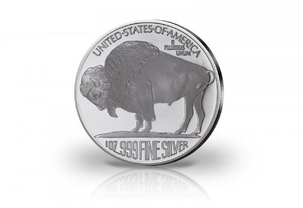 Buffalo 1 oz Silber USA