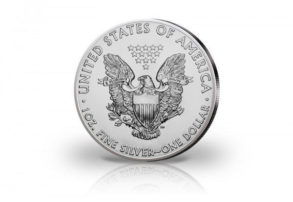 American Eagle 1 oz Silber 2021 USA