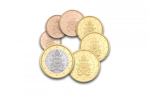 Eurosatz 2020 Vatikan Kurzsatz st