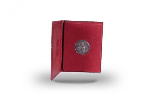 500 Lire 1958-1978 Vatikan Sedisvakanz unserer Wahl im Blister