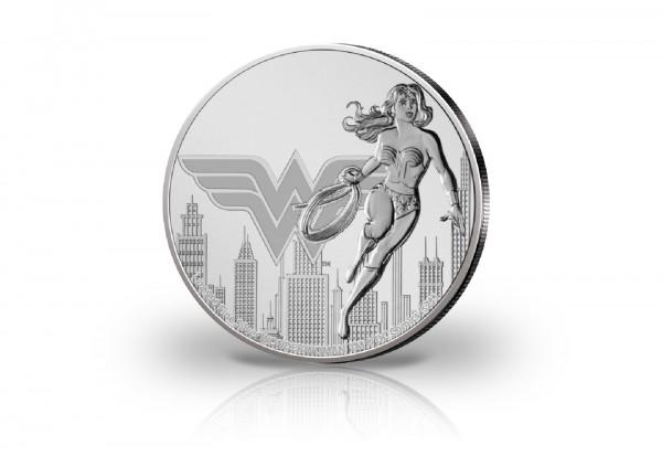 Wonder Woman 1 oz Silber 2021