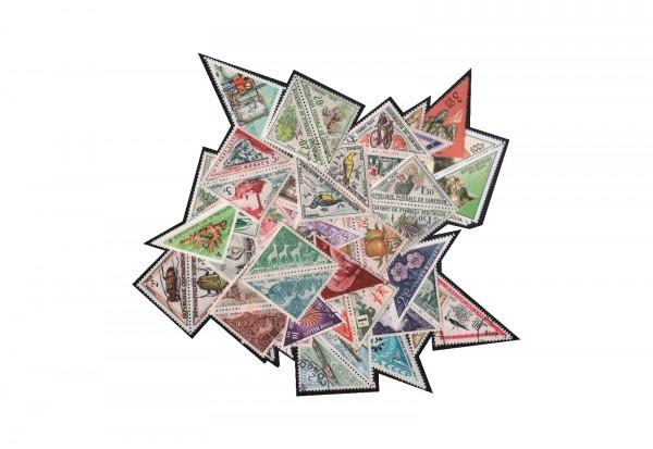 200 Marken Dreiecke