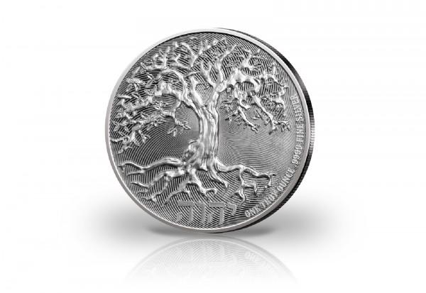 Tree of Life 1 oz Silber 2019