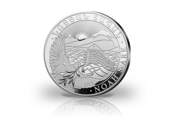 Arche Noah 1 oz Silber 2021 Armenien