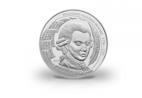 Mozart Coin 1 oz Silber 2017 Palau