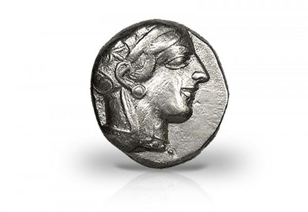 Athen Tetradrachme ca. 449 - 420 v. Chr. ss