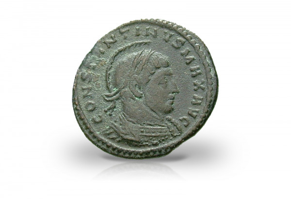 Follis Römisches Kaiserreicht 307-337 Constantinus Prägestätte Trier ss
