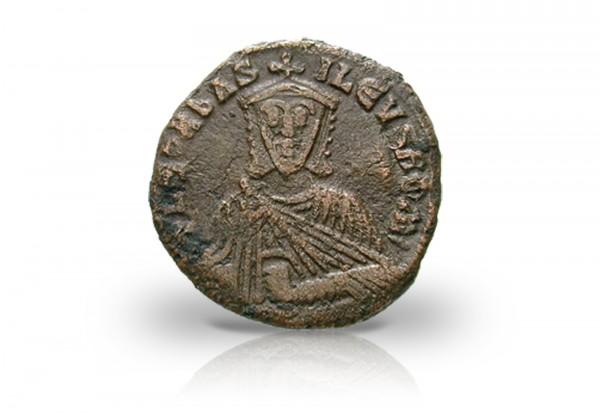 Follis 886-912 Byzanz Leo der Weise