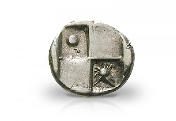 Griechenland Taurische Cherso. Hemidrachme 400-350 v. Chr. Löwe von der Krim, ca. 2g