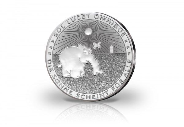 Ottifant 1 oz Silber 2021