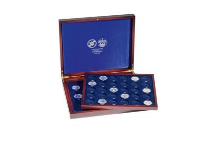 VOLTERRA TRIO de Luxe für 10-DM-Gedenkmünzen