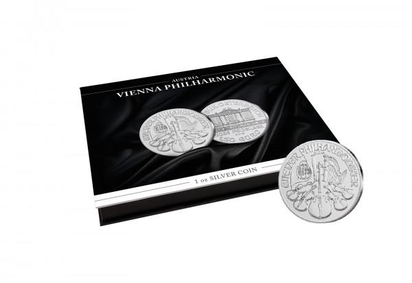 Münzkassette für 20x 1 oz Silber Philharmoniker