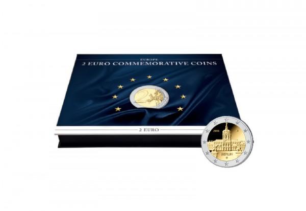 Münzkassette für 30x 2 Euro Gedenkmünzen