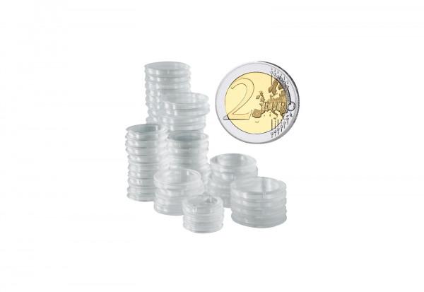 200 Kapseln für 2 Euro Münzen